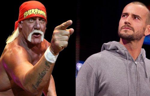 CM Punk trashes Hulk Hogan