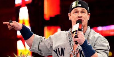 John Cena at WrestleMania 35