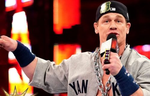 John Cena 'Offered' To Lose To Returning WWE Star