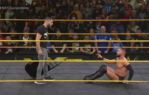 Johnny Gargano returns to NXT