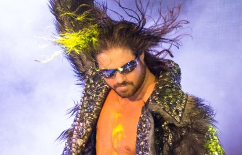 WWE officially announces John Morrison's signing