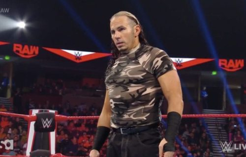 Matt Hardy reportedly discussing new contract with WWE