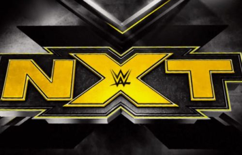 Matches for this week's NXT