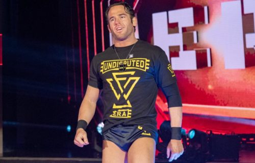 Roderick Strong reveals he almost retired 10 years ago