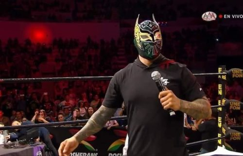 Sin Cara told promoters he does not have WWE 90 no-compete clause