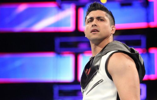 TJP on if there is any bad blood between him and WWE