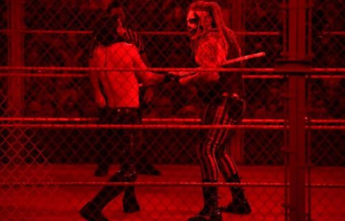 Seth Rollins on the red light used in The Fiend's matches