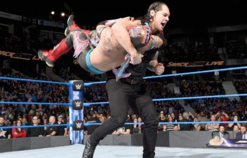 "Baron Corbin on the inception of his ""End Of Days"" move, taking inspiration from The Undertaker"