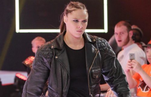 Ronda Rousey has no plans to return to WWE full-time