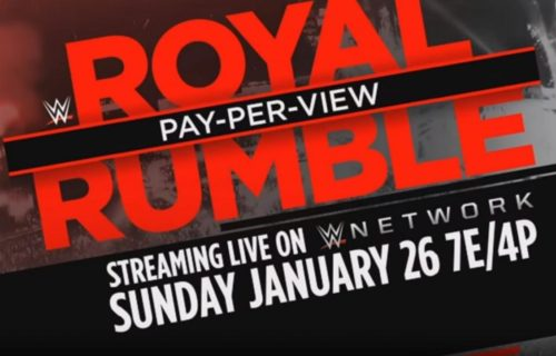 Several NXT Superstars included in advertisement for Royal Rumble