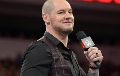"Baron Corbin on hating his ""Constable Corbin"" attire, problems with his long hair"
