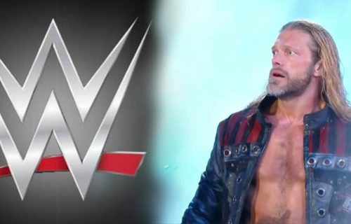 Edge has reportedly signed a 3-year contract with the WWE