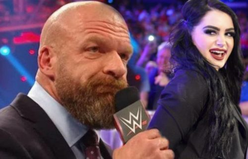 Triple H apologizes to Paige for cracking an insensitive joke about her