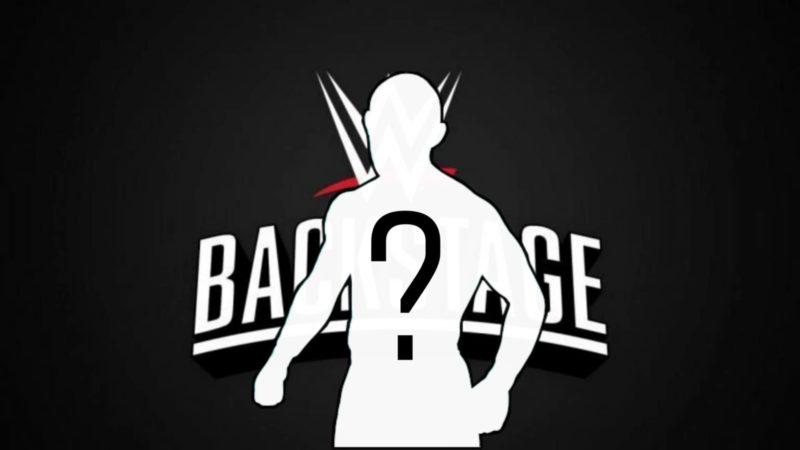 WWE Backstage Superstar