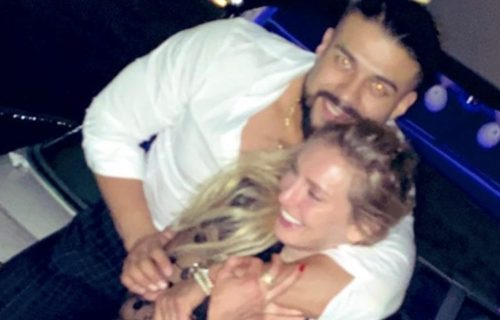 Charlotte Flair & Andrade engaged to be married