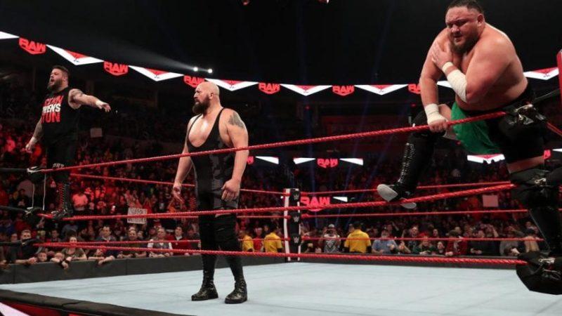 Big Show Monday Night RAW