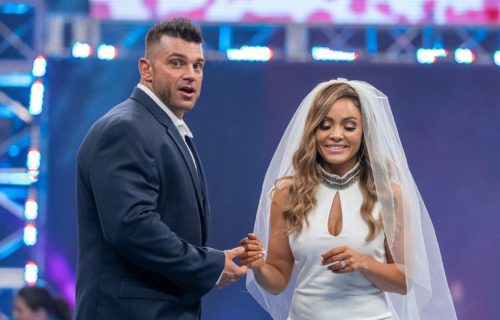 Melissa Santos disputes reports of Brian Cage signing with AEW