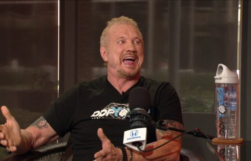DDP explains the difference in creative of a promo in WWE and AEW
