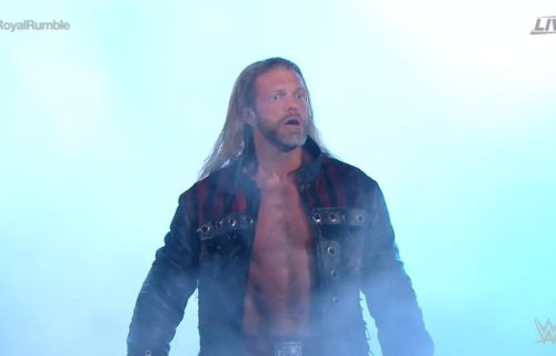 Edge returns to WWE after 9 years at the Royal Rumble
