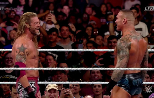 Edge on why WrestleMania 36 match against Randy Orton was hard for him