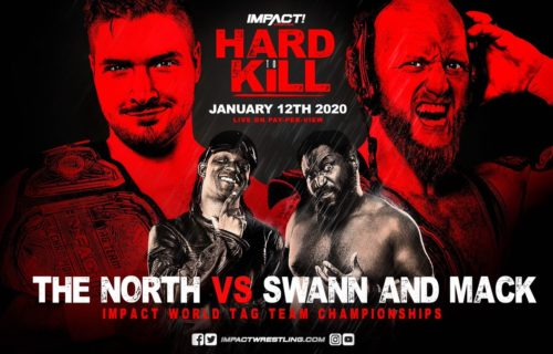 Ethan Page catches salmonella ahead of IMPACT Wrestling Hard to Kill