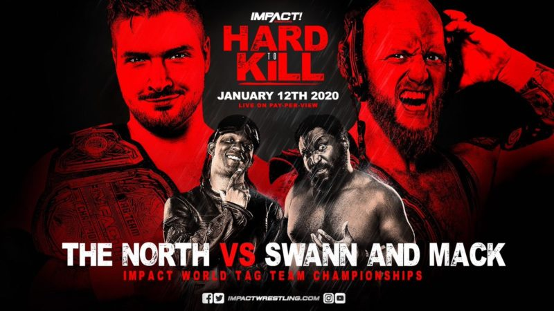 IMPACT Wrestling Hard to Kill