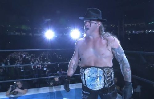 Chris Jericho might be hurt following Wrestle Kingdom 14 match