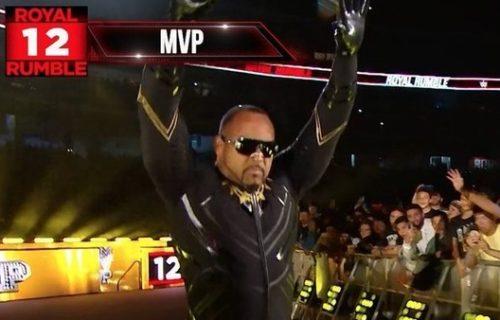 Update on MVP's WWE status after Royal Rumble return