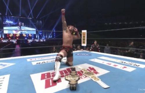 Tetsuya Naito becomes IWGP Heavyweight And Intercontinental Champion at Wrestle Kingdom 14
