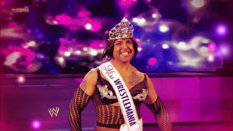 Santina- Royal Rumble