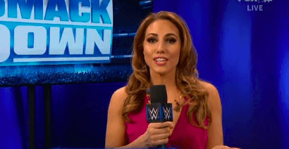 Identity and background of new SmackDown Interviewer revealed