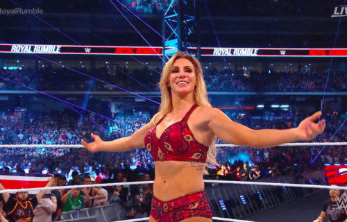 Charlotte Flair WINS the Women's Royal Rumble match