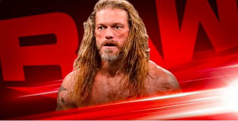 Edge returns to RAW tonight