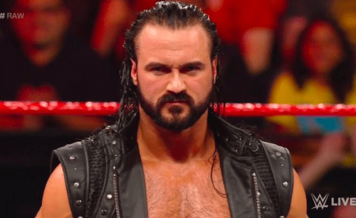 Drew McIntyre talks working with unscripted promos
