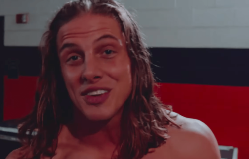 "Matt Riddle on the Brock Lesnar situation: ""I'll take his career, I promise"""