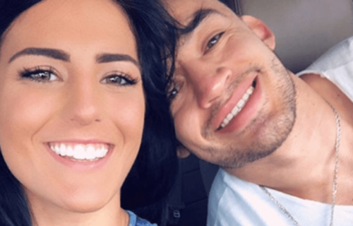 Tessa Blanchard on if her relationship with Daga could end up in a storyline