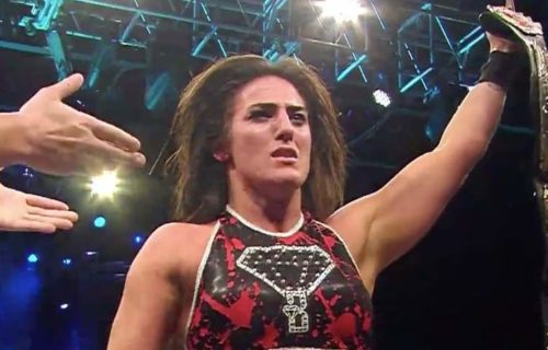 Tessa Blanchard's Impact Wrestling contract forbids her from speaking ill of her employers after release