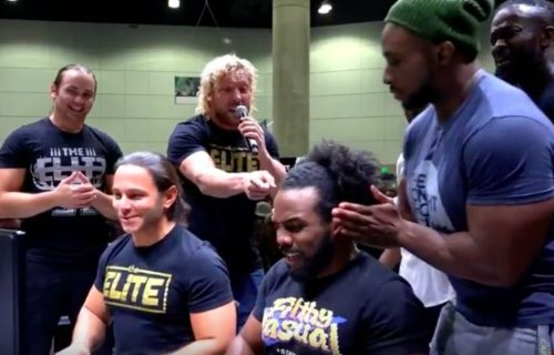 Young Bucks reveal dream tag team match with New Day nearly took place