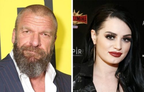 "Paige opens up about how recent Triple H ""joke"" affected her"