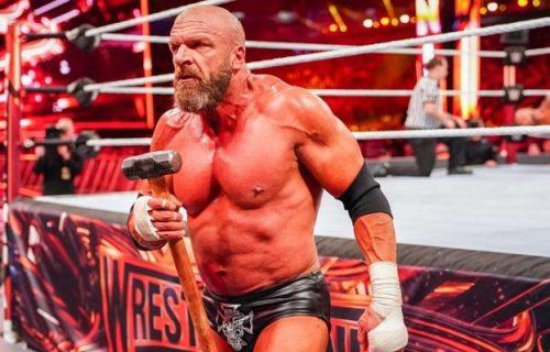 Triple H on the Super Showdown match between Undertaker and Goldberg