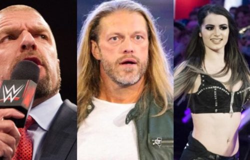 Triple H comments on rumored returns of Edge and Paige
