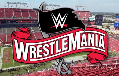 WWE possibly changing WrestleMania title match