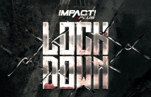 "Impact's ""Lockdown"" Event Making Return"