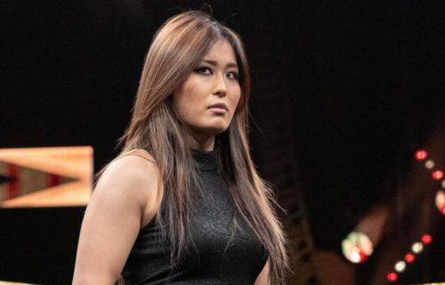 Io Shirai possibly out of action for months