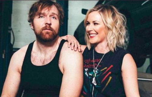 Renee Young talks about being unable to comment on Jon Moxley's AEW matches