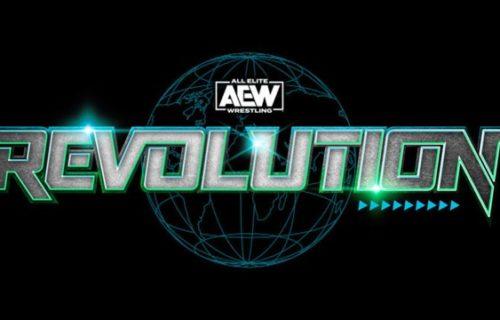 SPOILER: Match made official for AEW Revolution