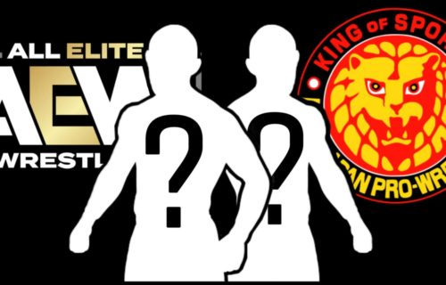 Top AEW Stars not allowed to work big NJPW event