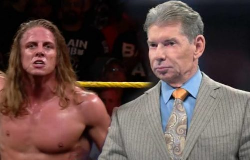 "Vince McMahon's reportedly thinks Matt Riddle is an ""outside guy"""
