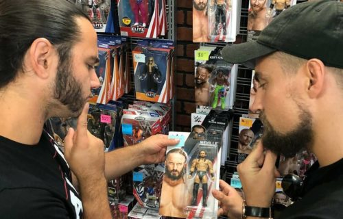 Matt Jackson denies major rumour about Marty Scurll