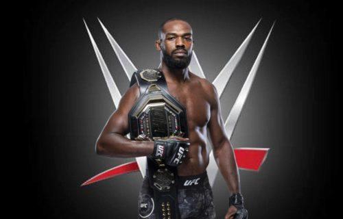 UFC's Jon Jones says working with WWE is inevitable